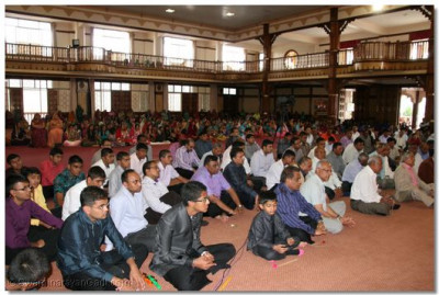 Hundreds of disciples have gathered from all corners of East Africa, and around the world to take part in the 11th Anniversary celebrations in Shree Swaminarayan Temple Nairobi