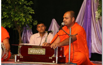 Bhakti Sangeet and Nrutya Nite (Updated with video)