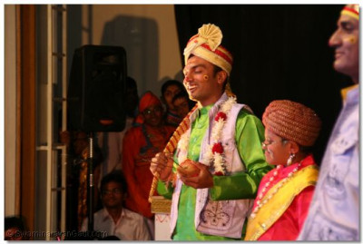 Baherio in jovial mood after his marriage