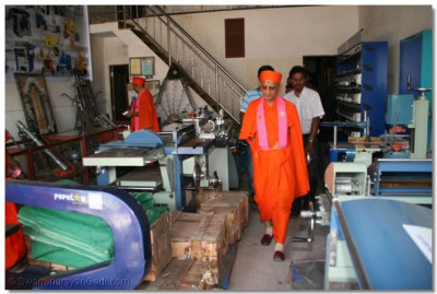 Padharamani at workshop