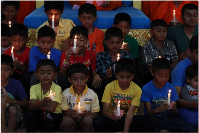 Candle lighting and prayers held in memory of the Peshawar attack victims