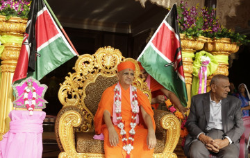 Kenyan 52nd Independence Celebrations - Nairobi 2015