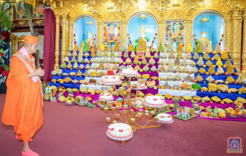 65th Patotsav of Shree Swaminarayan Mandir - Nairobi 26th Dec 2017