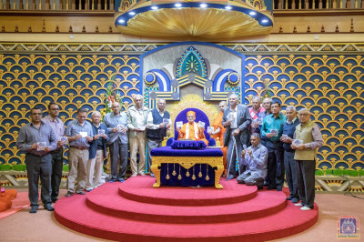 DVD launch of the Australia and Far East Vicharan 2017
