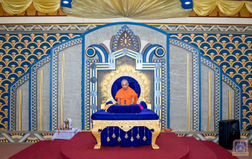 Shree Sadguru Din - Magsar Vad 18th Dec 2017