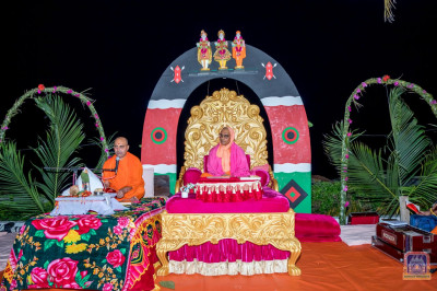 Shree Swaminarayan Gadi granth scripture recitals