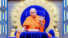 Acharya Swamishree Maharaj Ashirwad - Nairobi 9th Dec 2017