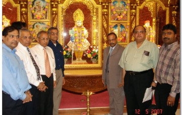Visa Camp at Shree Swaminarayan Temple, New Jersey