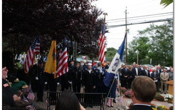 9/11 Memorial - Secaucus, NJ