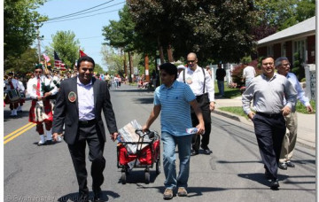 Memorial Day Parade - Secaucus, NJ - 2012
