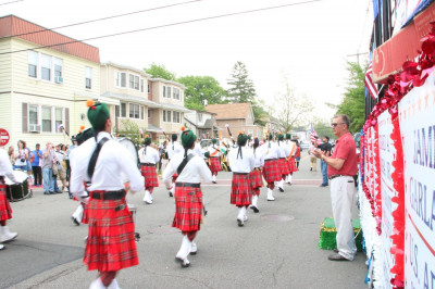 Swamibapa Pipe Band completes a successful performance in Secaucus