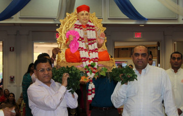 Shree Muktajeevan Swamibapa Jayanti Celebration - New Jersey