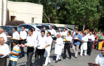 Gurupoornima Celebration - New Jersey