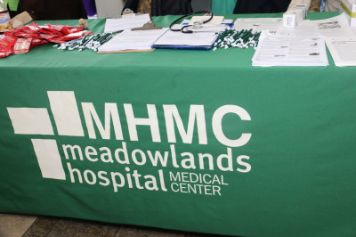 Proud to partner with our local Secaucus Hospital, Meadowlands Hospital Medical Center