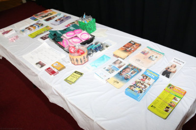 Educational brochures and pamphlets were provided to help educate patients about their health