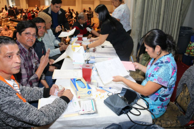 Patients receive HIV and other reproductive health screenings