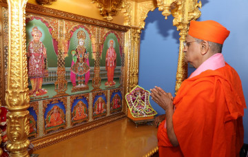 Shree Swaminarayan Temple - Kentucky 4th Patotsav