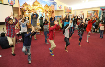 New Year's Kids' Shibir 2017-2018 - Delaware
