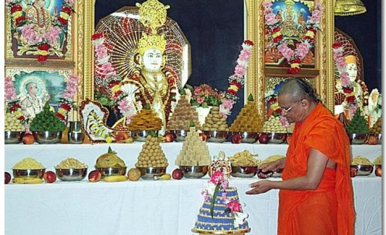 Second Anniversary Celebrations of Shree Swaminarayan Mandir, London