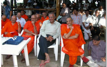 Acharya Swamishree's Continuing Vicharan in Kenya