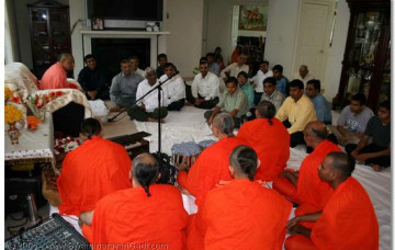 Acharya Swamishree's Vicharan Across the USA
