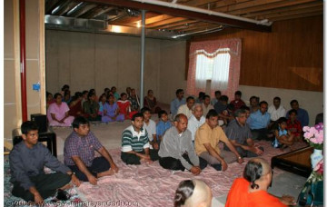 Acharya Swamishree's Continuing Vicharan of the USA
