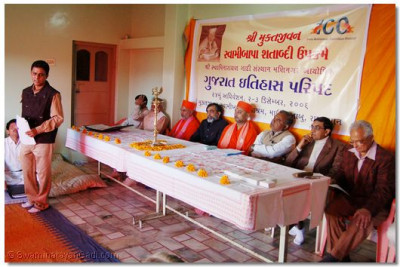 Dr Rizwan Kadri describes the humanitarian work instigated by Acharya Swamishree