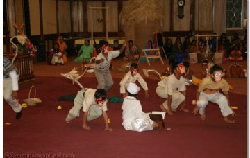Gujarati School Performance Evening and Shibir in Nairobi