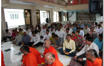 Shree Swaminarayan Temple Mumbai - Patotsav Celebrations