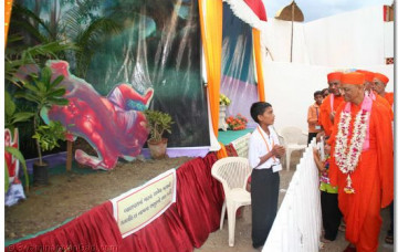 Shree Muktajeevan Swamibapa - Exhibition Held in Rajkot