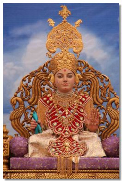 Supreme Lord Shree Swaminarayan