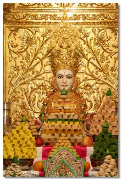 Supreme Shree Ghanshyam Maharaj – Almighty Lord Shree Swaminarayan