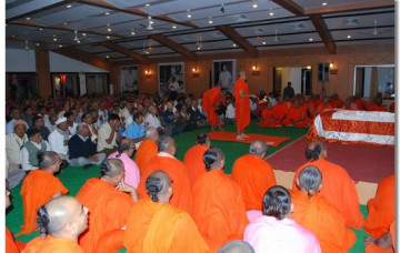 Mahabaleswar Satsang Shibir - Days 4 and 5