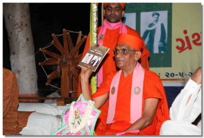 Acharya Swamishree talks about the new book