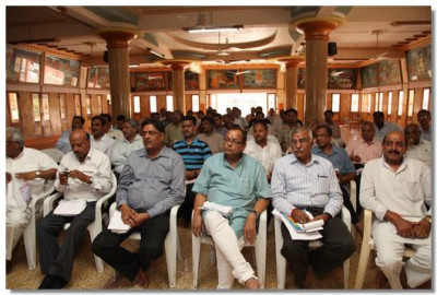 Scholars of language from all over India attended the convention