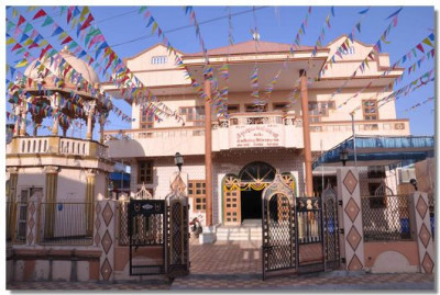 Shree Swaminarayan Temple Mokhasan