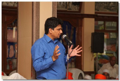 Shree Sovrinbha talked about the new music school