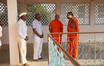 Bharasar - Start of New Mandir Construction