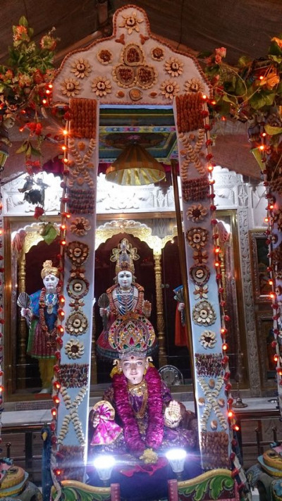 Varodara Mandir -  Dried Fruits Hindola