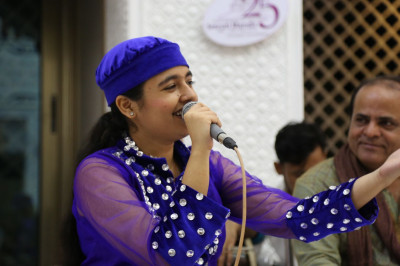 Hargun Kaur continues her performances