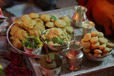 Prasad for the Lord