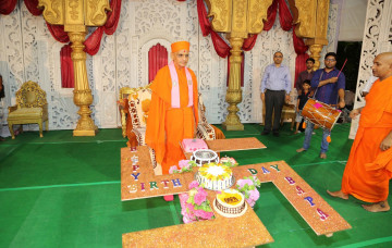 Anniversary Celebrations of Shree Swaminarayan Mandir Vadodara