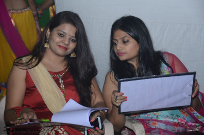 Some of the judges of the raas competition