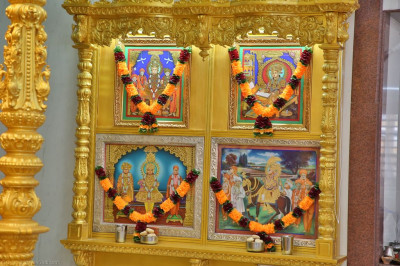 Divine darshan of the divine naad vansh guruparampara of Lord Shree Swaminarayan