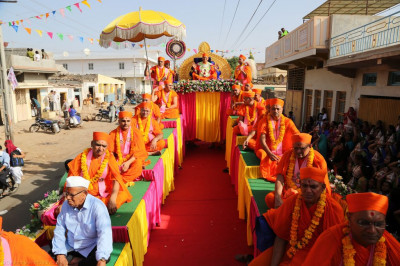 A view of the grand float