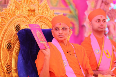His Divine Holiness Acharya Swamishree details the glory of Sadguru Shree Nirgundasji Swami