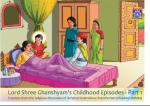 Shree Ghanshyam Bal-leela Part 1 English
