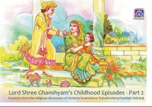 Shree Ghanshyam Bal-leela Part 2 English