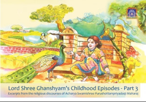 Shree Ghanshyam Bal-leela Part 3 English