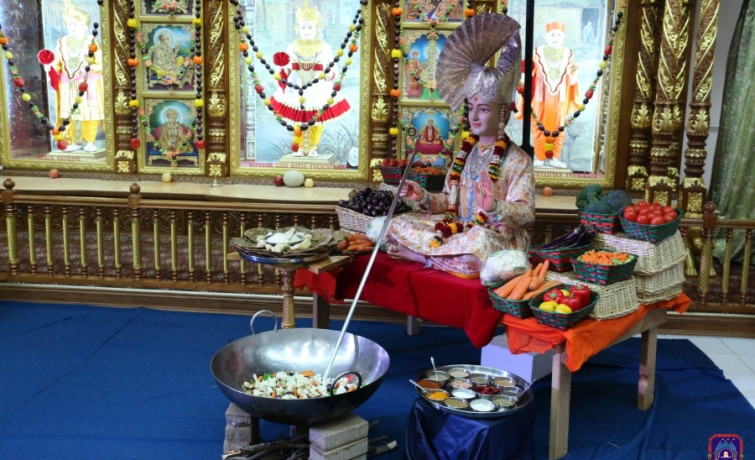 Shakotsav and Shikshapatri Jayanti Celebrations
